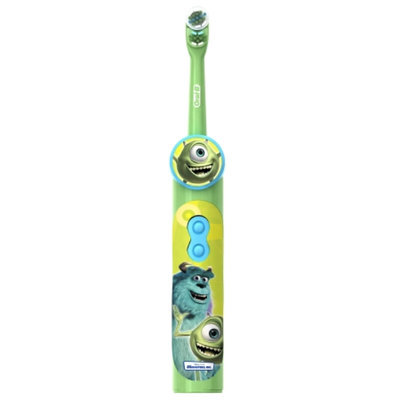 Oral-B Pro-Health Disney Monster Power Toothbrush - Soft