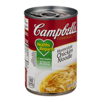 Campbell's Condensed Soup Homestyle Chicken Noodle