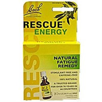 Frontier Rescue Energy 7 ml by Bach Flower Essences