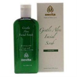 DeVita - Natural Skin Care Gentle Aloe Facial Scrub - 6 oz.