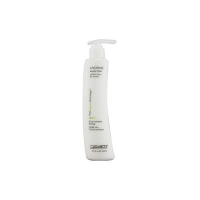 Hydrate Body Lotion Cucumber Song, 8.5 oz, Giovanni Cosmetics
