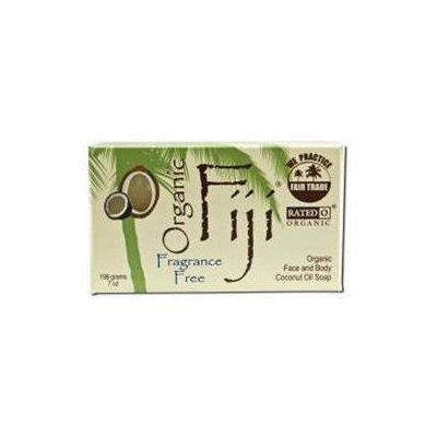 Organic Fiji Coconut Oil Soap