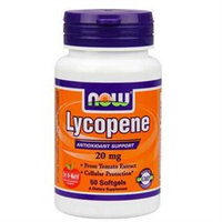NOW Foods - Lycopene Double Strength 20 mg. - 50 Softgels
