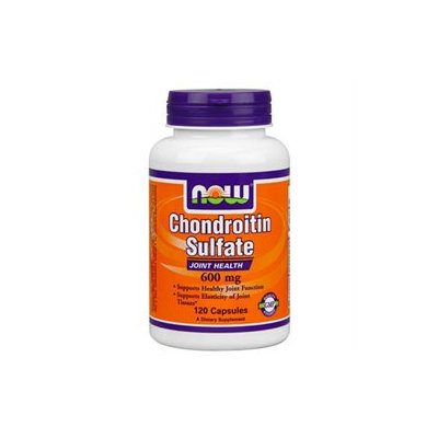 NOW Foods Chondroitin Sulfate 600 mg Caps