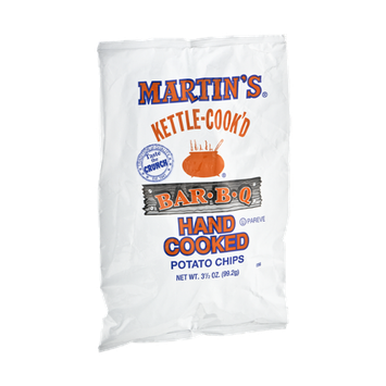 Martin's Kettle-Cook'd Bar-B-Q Potato Chips