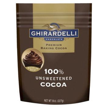 Ghirardelli Unsweetened Cocoa 8 oz