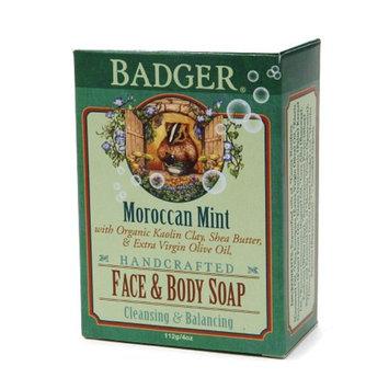Badger Face & Body Soap
