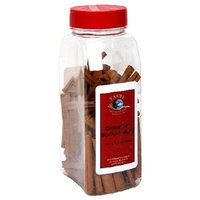 Taste Specialty Foods, Hard Cinnamon Sticks, 8-Ounce Jars (Pack of 2)