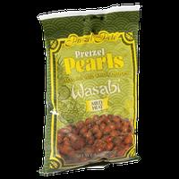Pretzel Pete Pretzel Pearls Mild Heat Wasabi Snack