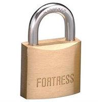 Master Lock 1830D 1-3/16 Solid Brass Padlock