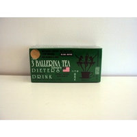 Truong Giang Corp 3 Ballerina Tea Dieters' Drink Extra Strength 648 Tea Bags (In 36 Boxes) ( Value Bulk Multi-pack)