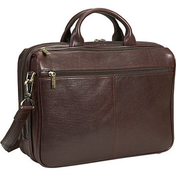 Dr. Koffer Fine Leather Accessories The Ultimate Laptop Traveler