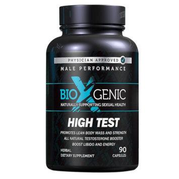 BioXgenic High Test Male Performance, Capsules