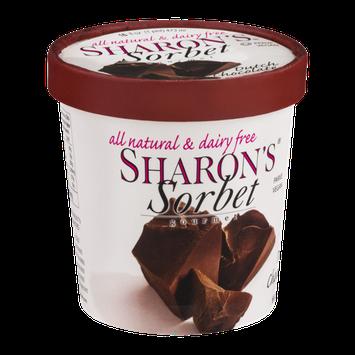 Sharon's Sorbet Dutch Chocolate