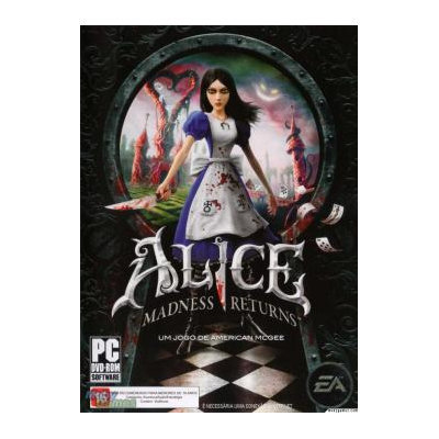 Alice: Madness Returns Video Game