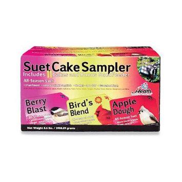 Heath Manufacturing Heath SCS-1 Suet Cake Sampler Pack