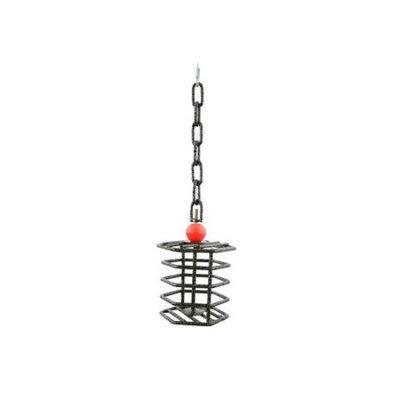 A & E Cage Co. Small Hex Bird Toy Feeder