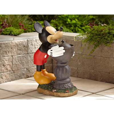 Disney Mickey Drinking Water Fountain - WOODS INTERNATIONAL, INC.