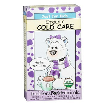 Traditional Medicinals Just for Kids Herbal Tea Bags