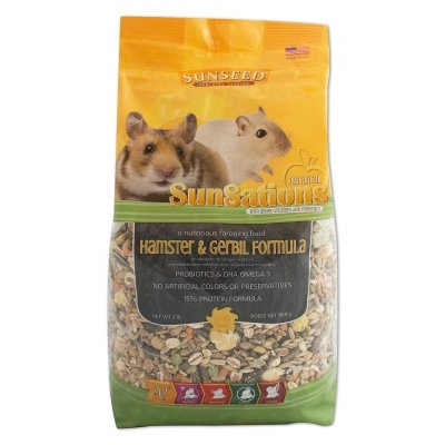 Sunseed Sunsations Foraging Food For Hamster/Gerbil
