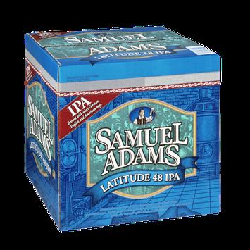 Samuel Adams Latitude 48 IPA - 12 PK