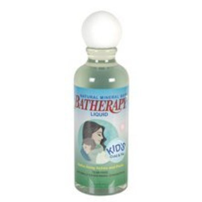 Kid's Cold & Flu Batherapy Liquid 10 oz by Queen Helene ( Multi-Pack)