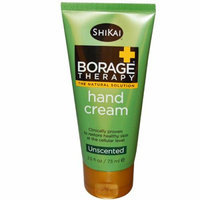 Shikai Products Shikai Borage Therapy Hand Cream Unscented 2.5 fl oz