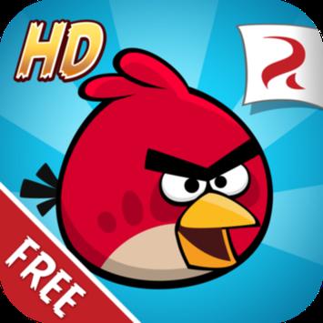 Rovio Entertainment Ltd Angry Birds HD Free