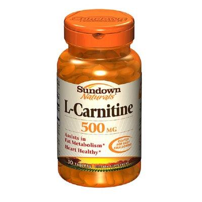 Sundown Naturals L-Carnitine