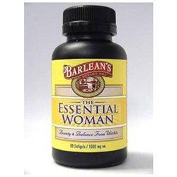 Barleans Barlean's - The Essential Woman 1000 mg. - 60 Softgels
