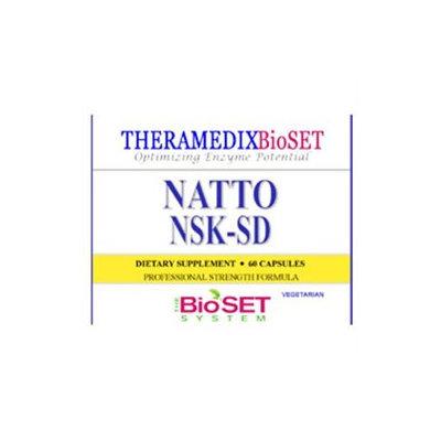 Theramedix - NK Nattokinase Formula - 60 Vegetarian Capsules CLEARANCED PRICED
