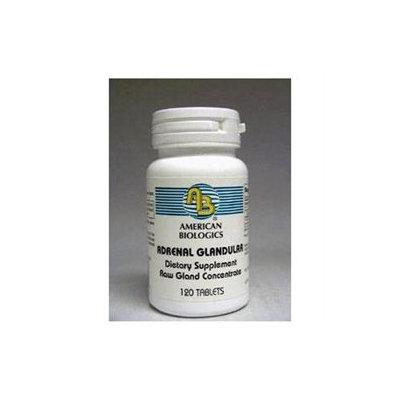 American Biologics - Adrenal Glandular 160 mg. - 120 Tablets