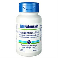 Fucoxanthin Slim by Life Extension - 90 Softgels