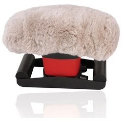 Jeanie Rub Genuine Australian Sheepskin Pad Cover
