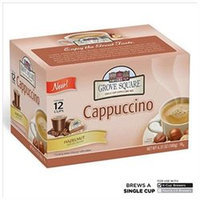 Grove Square Hazelnut Cappuccino Individual Cups - 72 ct.