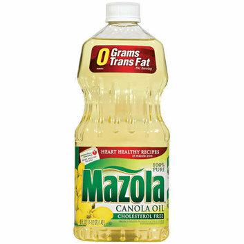 Mazola : 100% Pure Canola Oil