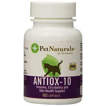 Pet Naturals of Vermont Antiox 10mg Supplement for Pets