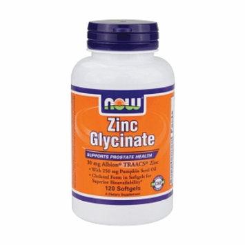 NOW Foods Zinc Glycinate