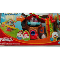 Fisher Price Playskool Weebles Musical Treehouse