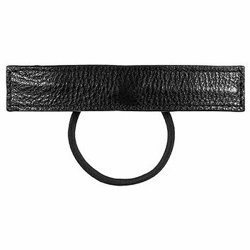 SEPHORA COLLECTION Leather Wrap Ponytail Holder
