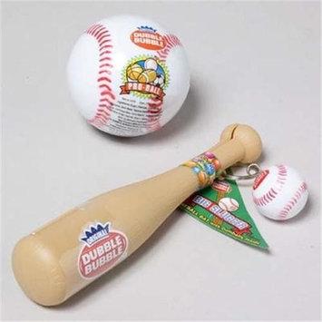 DDI 1334762 Dubble Bubble Home Run Bat-Ball Candy Case Of 96