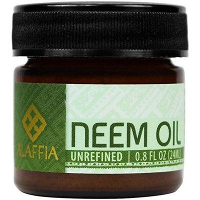 Alaffia Unrefined Neem Oil, 0.8 oz
