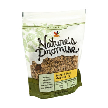 Nature's Promise Naturals Banana Nut Granola