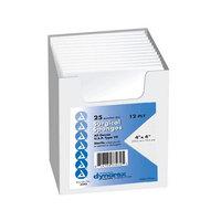 Dynarex Gauze Sponges, Sterile 2's, 4x4, 12-Ply, Box/25