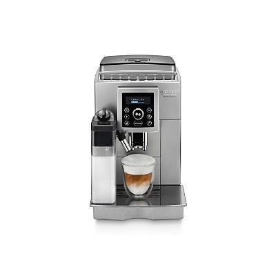 DeLonghi Compact Fully Automatic Coffee Machine ECAM23460S