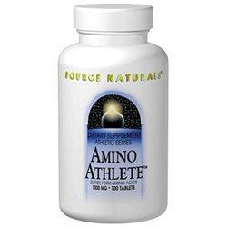 Source Naturals Amino Athlete 1000 MG - 100 Tablets - Amino Acid Complex