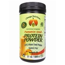Omega Nutrition Pumpkin Seed Protein Powder, 21 oz