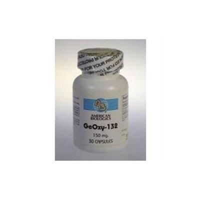 American Biologics GeOxy-132 - 150 mg - 30 Vegetable Capsules