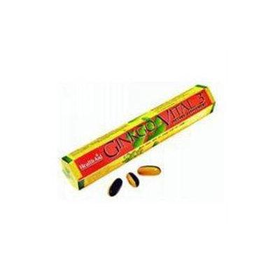 Healthaid Ginkgo Vital 3 + Ginseng