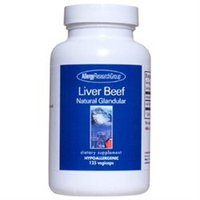 LIVER 500 mg Caps 125 by Nutricology/ Allergy Research Group